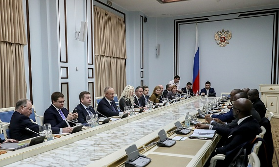 Heads of association of russian sorry
